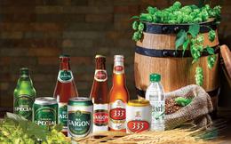 """6 tháng đầu năm: 2 chiếc tàu ngầm Kilo """"trôi vào bụng"""" người uống Bia Sài Gòn"""