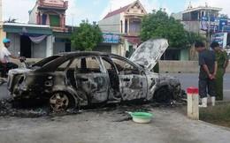 Truy xét đối tượng đốt xe ô tô tải của công ty