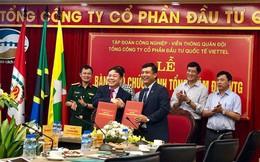 Ông Đỗ Mạnh Hùng làm Tổng giám đốc Viettel Global thay ông Lê Đăng Dũng