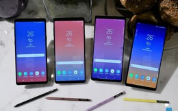 Samsung Galaxy Note9 có giá từ 999 USD, ngang với iPhone X nhưng dung lượng lưu trữ gấp đôi