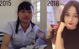 3 năm không bước chân ra nắng, cô gái đã biến thành người khác làm dân mạng hoang mang