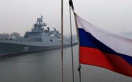 Đeo bám tàu ngầm Mỹ, chỉ huy chiến hạm Nga có thể được trọng thưởng