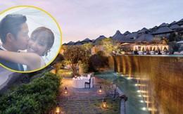 Hé lộ không gian cưới cực kỳ lãng mạn tiêu tốn hàng chục tỷ đồng của cặp đôi Trịnh Gia Dĩnh - Trần Khải Lâm