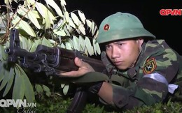 Sư đoàn 324 (Quân khu 4) huấn luyện sát thực tế chiến đấu