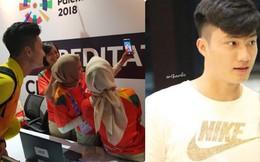 Không phải Tiến Dũng, Văn Hoàng mới  là gương mặt thu hút nhiều sự chú ý của CĐV Indonesia