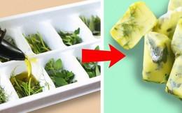 Bằng cách chế biến đồ ăn thừa cực đơn giản này, tôi tiết kiệm cho gia đình khá nhiều tiền lại tránh lãng phí dù chỉ là vài cọng rau