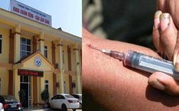 """Y sĩ bị nghi dùng chung kim tiêm ở Phú Thọ: """"Tôi không mở phòng khám"""""""