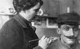 Bằng khả năng điêu khắc, người phụ nữ này đã giúp vô số thương binh Thế chiến I lấy lại cuộc sống bình thường