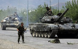 Nga đè bẹp Gruzia năm 2008: Putin dằn mặt Mỹ-NATO