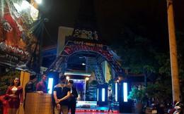 Thâm nhập quán cà phê nhạc trẻ như vũ trường ở Bình Thuận