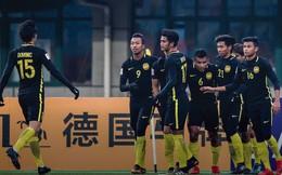 Sau màn ẩu đả đình đám, U23 Malaysia gây tiếng vang lớn trong trận mở màn Asiad