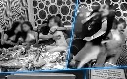 """Kiểm tra nhà hàng """"tươi mát"""" ở Sài Gòn, phát hiện thầy pháp đang cúng... xả xui"""
