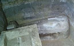 Khám phá phòng chôn cất 4.000 năm tuổi của quan chức Ai Cập cổ đại