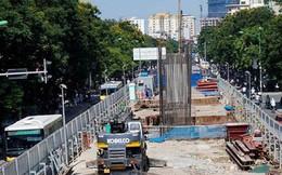 5 dự án đường sắt đô thị đội vốn thêm 132.000 tỷ đồng