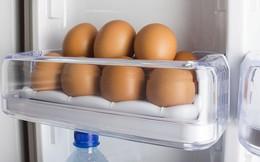 Nếu đang để trứng ở vị trí này trong tủ lạnh, bạn cần đổi ngay trước khi trứng hỏng hàng loạt