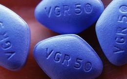 "Suýt mất ""súng"" sau khi dùng Viagra"