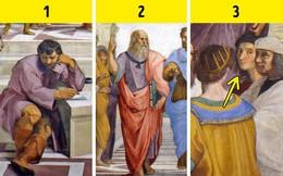 Tiết lộ chi tiết bí ẩn trong 7 bức tranh nổi tiếng thế giới