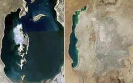 Từng là hồ lớn thứ tư thế giới, nước ở Aral đang dần cạn kiệt: Chuyện kỳ dị gì đã diễn ra?