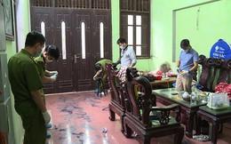 Ảnh: Công an khám nghiệm hiện trường thảm án, 2 người chết ở Hưng Yên