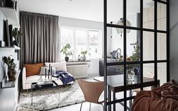 Căn hộ nhỏ vỏn vẹn 26m² nhưng góc nào góc nấy đẹp như khách sạn