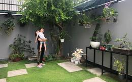 Ngắm căn biệt thự với sân vườn xanh mướt và ngập tràn tiếng cười của vợ chồng MC Ốc Thanh Vân