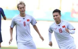 U23 Việt Nam 1-0 U23 Nhật Bản: Quang Hải giúp U23 Việt Nam đánh bại Nhật Bản