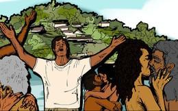 Indonesia: Lên núi quan hệ với người lạ để đổi vận, dân nghèo tới quan chức đều tham gia