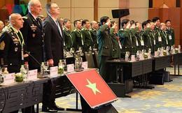 Lục quân 27 nước đến Hà Nội trao đổi kinh nghiệm cứu trợ