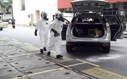 Malaysia lo thiết bị phóng xạ mất tích rơi vào tay phiến quân hóa 'bom bẩn'