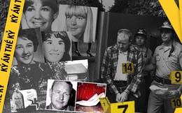 Kỳ án thế kỷ: Thi thể trôi dạt trên sông Long Tom và vụ án tên sát nhân biến thái nghiện nặng giày cao gót