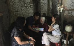 Cụ bà 103 tuổi được công nhận hộ nghèo sau nhiều năm mòn mỏi kiến nghị