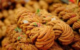 """Món bánh """"trăm tuổi"""" ở Thiên Tân (Trung Quốc) làm nhiều người cứ tưởng là sợi dây thừng"""