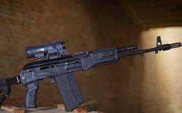 Nga giới thiệu súng trường tấn công Kalashnikov thế hệ mới dùng đạn chuẩn NATO