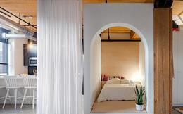 10 thiết kế phòng ngủ dưới đây sẽ cho bạn thấy dù nhà có chật thế nào, kiến trúc sư vẫn xử lý được hết