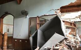 Bị tông sập một phần căn nhà, gia chủ không nhận tiền bồi thường, yêu cầu xây nguyên trạng
