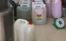 Số phận 200.000 viên thuốc ho nghi làm từ dầu ăn
