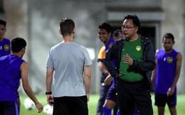 HLV Malaysia khen Olympic Việt Nam trước trận đấu với Nhật Bản