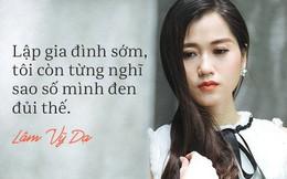 Lâm Vỹ Dạ kể về cuộc hôn nhân với Hứa Minh Đạt: Đôi lúc tôi cũng nản và mệt mỏi lắm!