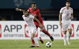 TRỰC TIẾP U23 Palestine vs U23 Syria, U23 Uzbekistan vs U23 Hong Kong (16h00)