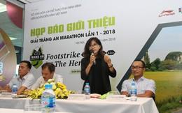 Hàng ngàn người tham gia giải chạy Tràng An Marathon 2018