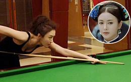 """Dịu dàng là thế trong phim, ai mà ngờ """"Hoàng Hậu"""" Tần Lam ngoài đời thực lại ngầu hết nấc!"""