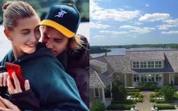 Cận cảnh biệt thự nguy nga giá 120 tỷ Justin Bieber vừa mua làm tổ ấm với Hailey Baldwin