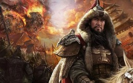 Trúng tên chí mạng, tướng Mông Cổ được Thành Cát Tư Hãn nhét vào bụng bò, cải tử hoàn sinh