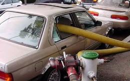 Những cái kết đắng của chủ xe vì lỡ đậu xế hộp cạnh các điểm cấp nước chữa cháy