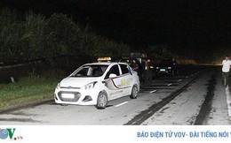 Bắt đối tượng ngáo đá liều lĩnh dùng dao cướp taxi