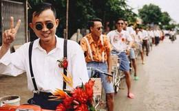 Bộ ảnh cưới 'độc nhất vô nhị' của cặp đôi 'Cô Mít - Cậu Tèo' An Giang khiến dân mạng thích thú