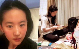 Lưu Diệc Phi đón sinh nhật độc thân đầu tiên sau khi chia tay Song Seung Hun