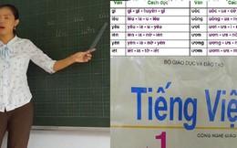 Cách đánh vần lạ cho học sinh lớp 1: Chuyên gia ngôn ngữ học cũng băn khoăn