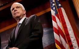 """TNS John McCain: Gọi TQ là """"kẻ bắt nạt"""" và di sản cuối đời cứng rắn đến cùng với Bắc Kinh"""