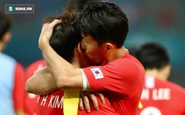 Sau chiến thắng nghẹt thở, HLV Hàn Quốc khóc, thận trọng trước viễn cảnh gặp Việt Nam
